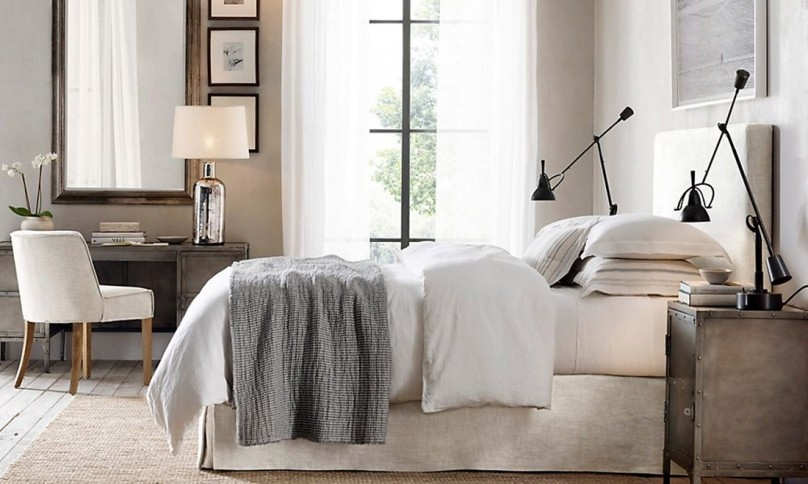 Star brands alliance for Restoration hardware bedside tables